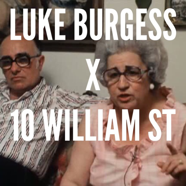 10 William St - Luke Burgess